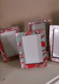 4x6 Picture Frames designed my myself
