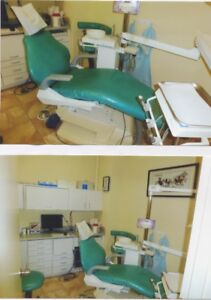 Dental office for sale with property
