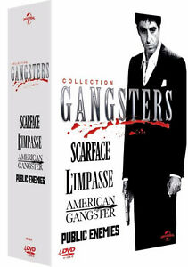 Collection Gangsters - Coffret (Neuf)