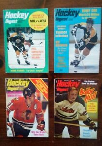 HOCKEY DIGEST COLLECTION