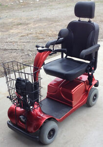 Scooter Fortress 4 wheel - OFFERS?