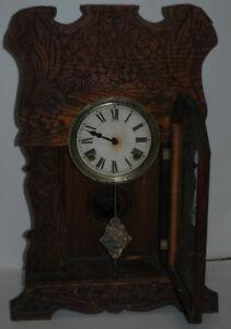 Sessions Gingerbread Clock