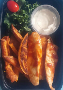 Fresh Healthy Meal Plans Delivered - from $19.99/Day Cambridge Kitchener Area image 1