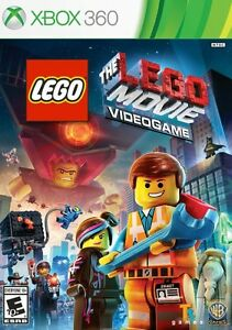 The lego movie video game (xbox 360)