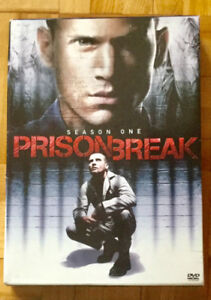 DVD PRISON BREAK SEASON ONE