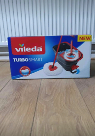 Vileda turbo smart (spin mop)