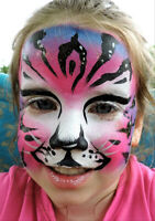 Professional Face Painting ~ Birthdays! Holiday Parties! More!