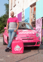 Driver-foodora courier