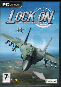Lock On Air Combat Simulation - PC Game