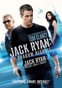 Jack Ryan Shadow Recruit DVD London Ontario image 1