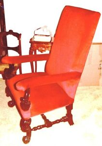 Hiram Walker Boardroom Chair 1892