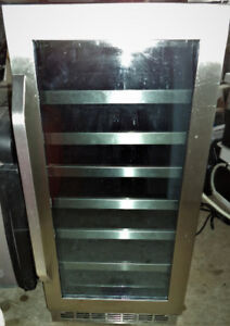 STAINLESS STEEL WINE COOLER  FOR SALE! $450.00