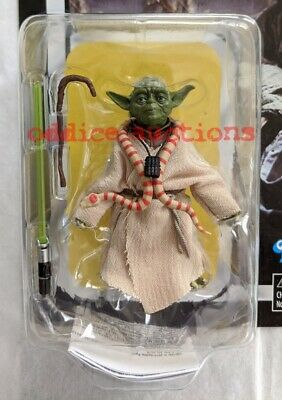 "40TH ANNIVERSARY ESB YODA STAR WARS 6"" BLACK SERIES LOOSE Empire Strikes 2020"
