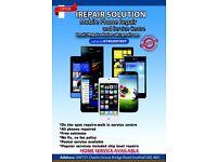 Mobile phone & tablet repairs & refurbishment services