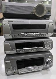 Job lot electronics Panasonic Projector Technics etc