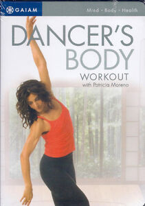Dancer's Body Workout With Patricial Moreno (DVD)