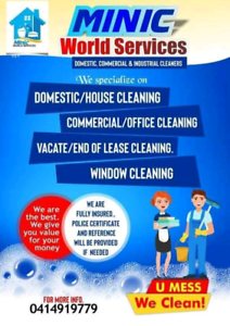 Professional Cleaner services Parmelia Kwinana Area Preview