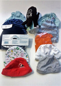 All New Baby Boy Winter Hats and Glows