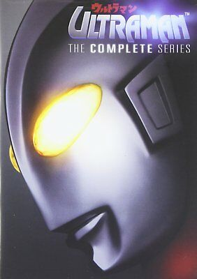Ultraman  The Complete Series  All 39 Episodes  Dvd