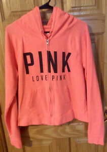 Women's Victoria's Secret Love PINK Sweatshirt - St. Thomas