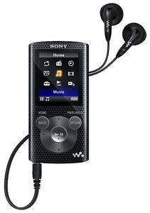 Sony Walkman NWZ-E385 16gb mp3 player