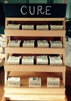 CURE Soaps 100% All-Natural Handmade Soap