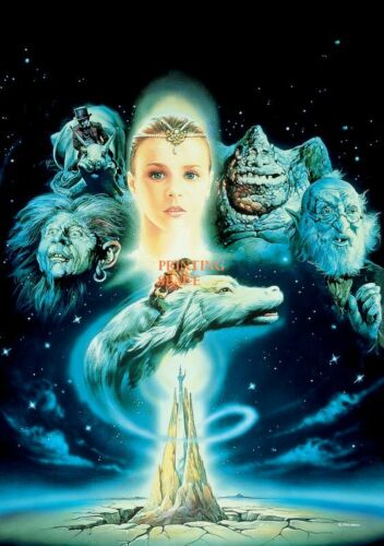 THE NEVERENDING STORY Vintage Classic Collectors Movie Poster 24x36 inch