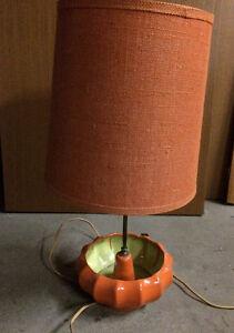Funky retro lamp