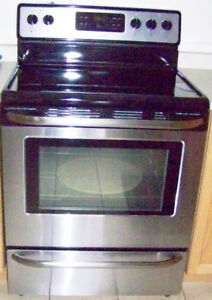Stove, Stainless Steel
