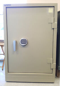 Gardex MS-300 Electronic Media Fire Rated Safe