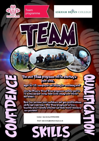 Prince's Trust Team Programme Harrogate