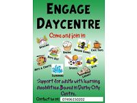 Daycentre for Adults with learning disabilities