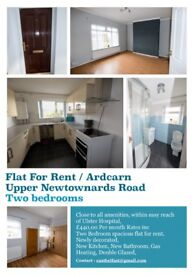 2 Bedroom Flat Eastbelfast Ardcarn