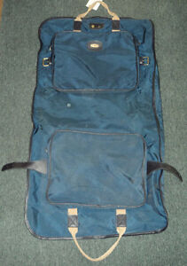 Vintage Folding Luggage Bag