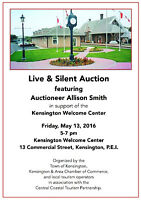 Kensington Welcome Centre Fundraising Auction