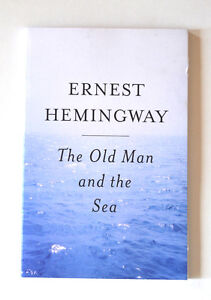 Ernest Hemingway - The Old Man and the Sea - Slim Soft Cover