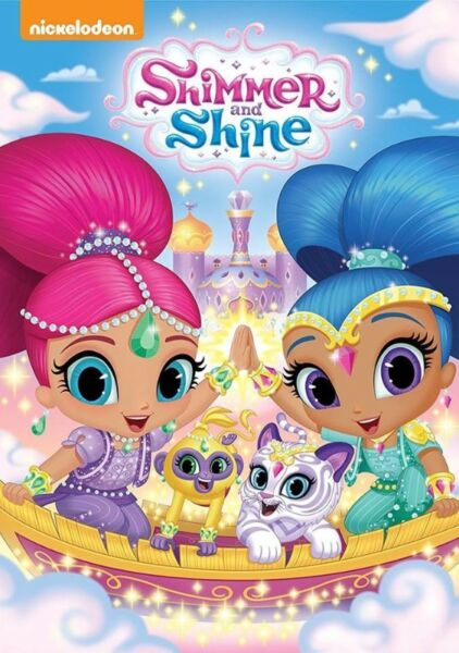 BNIP: DVD: Shimmer and Shine