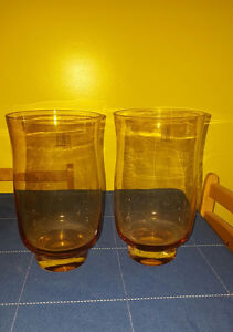 awesome Roscher Co vases/candle holders etc