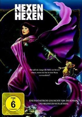 Hexen hexen DVD NEU OVP Anjelica Huston