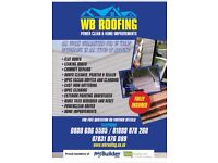 WB ROOFING BASED IN STAFFORD