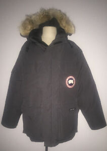 Canada Goose Parka Expedition Coupe Fusion 66 Graphite M