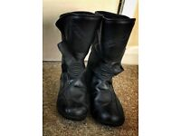 Richa armoured motorbike boot - Size 6 - Good condition