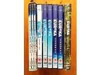 A Town Called Eureka - Complete Season 1-5 DVD Box Set