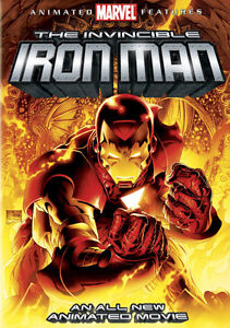 Invincible Iron Man (blu-ray)