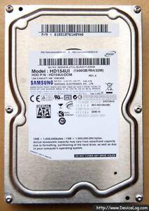 Samsung 1.5TB SATA Hard Drive