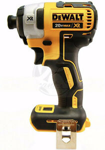 NEW! DeWALT 20V MAX XR BRUSHLESS 3-Speed Impact Driver TOOL ONLY