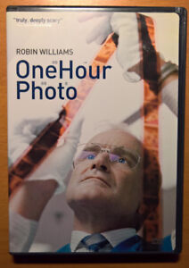 DVD - One Hour Photo featuring Robin Williams