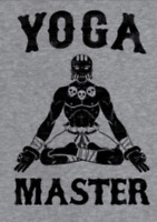 Yoga/meditation  instructor.