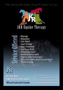 JKR Equine Therapy