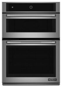 "JENNAIR SS 30"" Microwave/Wall Oven with MultiMode® Convection"